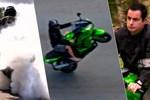 Dominik yollarında Acun Ilıcalı rüzgarı! Motosiklet ile şov yaptı!