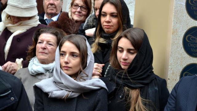 Güzel spiker Roksan Kunter, Hürrem Sultan'ın torunu çıktı