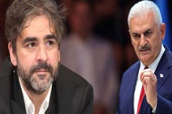 Başbakan'dan Deniz Yücel yorumu: Umarım serbest kalır