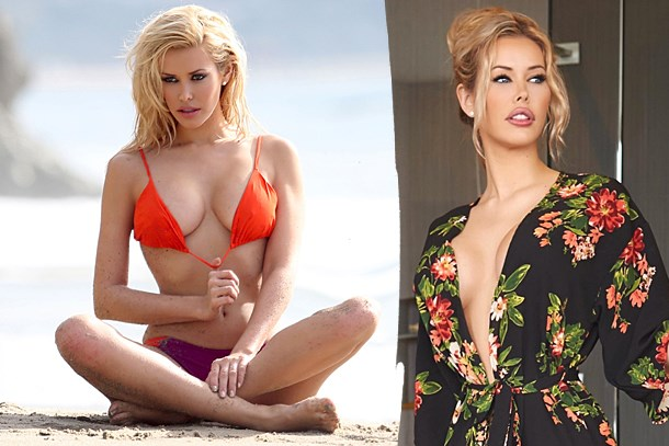 Playboy güzeli, paylaşımlarıyla yürek hoplatıyor!
