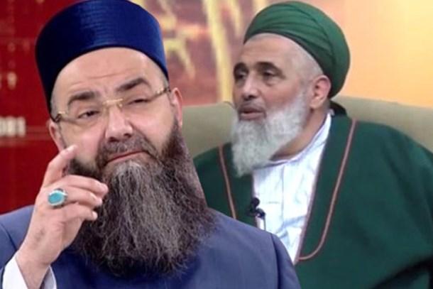 Birbirlerine girdiler! Tarikat liderinden Cübbeli Ahmet'e sert sözler: Kimsiniz ulan siz!