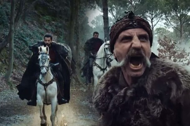 Mehmed Bir Cihan Fatihi dizisinden yeni fragman yayınlandı!