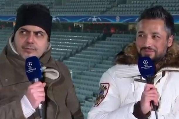Ünlü spor yazarından Beşiktaş maçı sonrası büyük gaf!