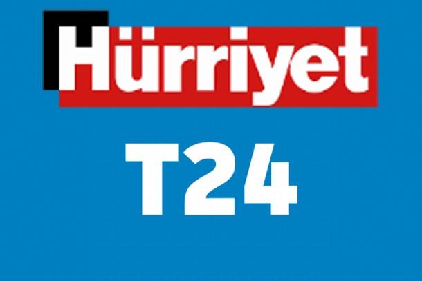 Hürriyet Gazetesi'nden T24 açıklaması!