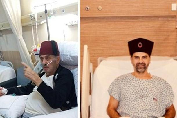 Nasuh Mahruki'den Kadir Mısıroğlu'na 'kalpaklı' gönderme!
