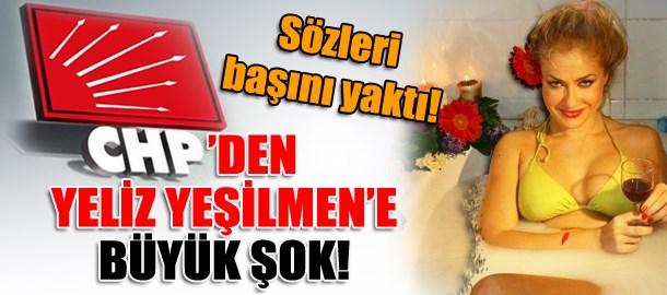 Sözleri başını yaktı! CHP'den Yeliz Yeşilmen'e büyük şok!