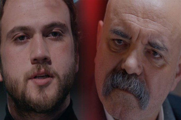 Çukur'dan bir tanıtım daha! 'Vartolu Sadettin senin oğlunmuş!'