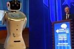 Ertuğrul Özkök bakanı kızdıran robotu yazdı: Güya milli ve yerli! Ama hem münafık, hem terbiyesiz, hem de küstah...