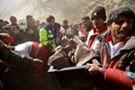 11 kişiye mezar olan uçağın enkazından ilk fotoğraflar geldi!