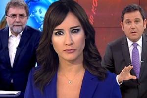Nazlı Çelik, Ahmet Hakan ve Fatih Portakal'dan tepki!