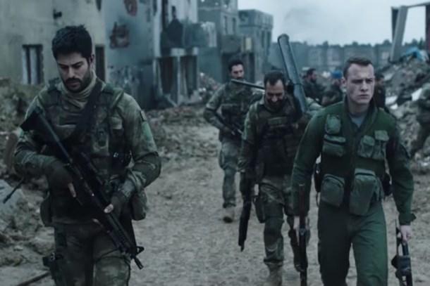 Burak Özçivit ve Kerem Bürsin'in 'Can Feda' filminden ilk fragman geldi!