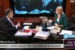 Pelin Çift'in Murat Bardakçı ile yaptığı program tartışma yarattı: Hı hı, tamam...