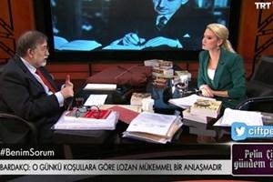 Pelin Çift'in Murat Bardakçı ile yaptığı program tartışma yarattı