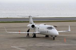 Arızalanan uçağın Trabzon Havalimanı'na acil iniş yapması