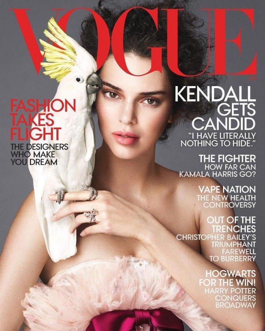 Kendall Jenner'dan olay açıklama: Vücudumda biseksüel bir kemik yok