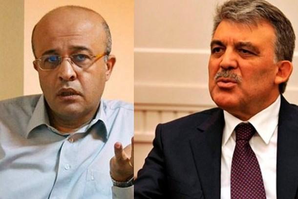 Abdullah Gül'ün ofisinden 'Ahmet Takan' açıklaması: