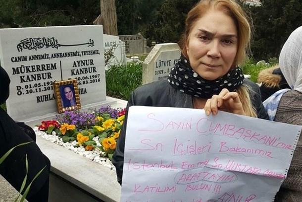 'Mezdeke' dansçısı Aynur Kanbur'un katili hala bulunamadı!