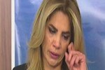Şehit haberlerini verirken gözyaşlarını tutamadı!