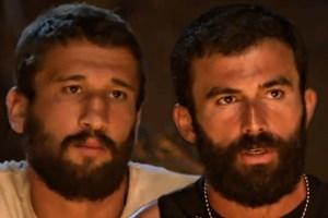 Survivor'da Adem ile Turabi birbirine girdi