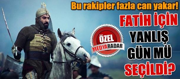 Bu rakipler fena can yakar! Mehmed Bir Cihan Fatihi için yanlış gün mü seçildi? (Medyaradar/Özel)