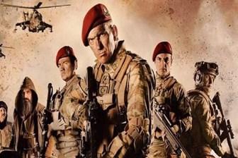 Operasyondan önce Bordo Bereliler Afrin'de filmi bitti