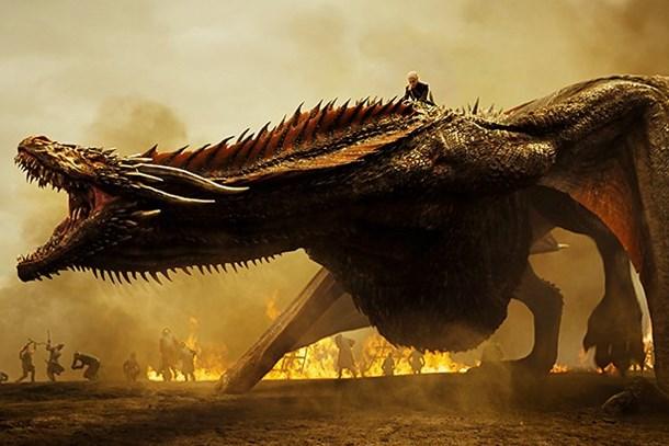 Game of Thrones'un yazarı George R.R.Martin'den yeni dizi!