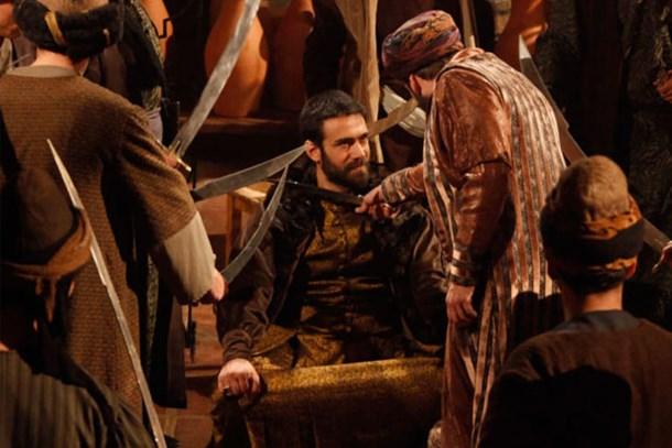 Muhteşem Yüzyıl dizisinin Behram Paşa'sına uyuşturucu baskını!