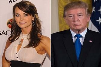 Eski Playboy modelinden 'ahlaksız teklif' suçlaması: Trump benimle birlikte olduktan sonra...