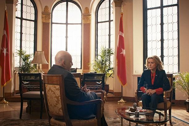 ABD dizisinde Türkiye'ye ağır ifadeler!