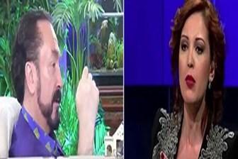 Adnan Oktar Nagehan Alçı'ya şantaj mı yaptı: