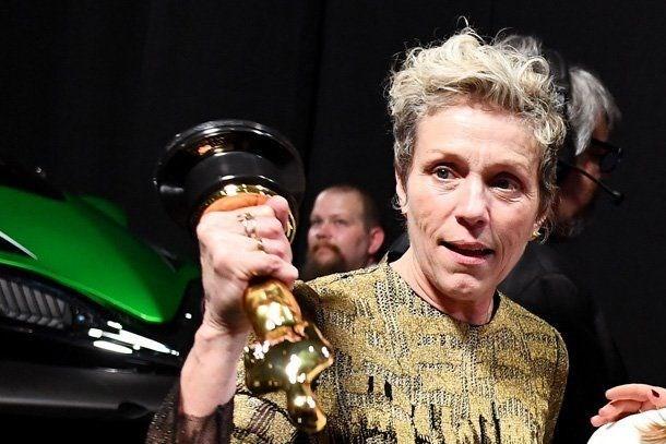 Daha alalı birkaç saat olmuştu...Ünlü oyuncu Oscar'ını çaldırdı!