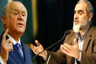 Devlet Bahçeli'den Nureddin Yıldız tepkisi: Ne ara bu kadar sapık türedi?
