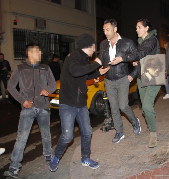 Meltem Cumbul'a sokakta taciz! Neye uğradığını şaşırdı