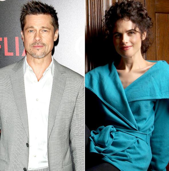 Brad Pitt'in yeni aşkı herkesi şaşırttı