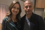 Alex de Souza, ünlü oyuncunun nikah şahidi olacak!