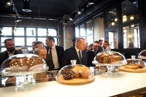 Cumhurbaşkanı Erdoğan Fatih'te halka seslendi