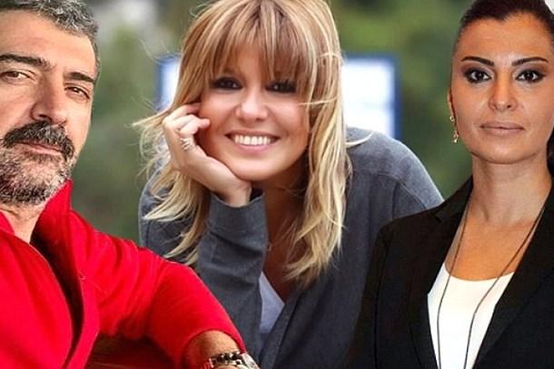 Gülben Ergen'in yeni sevgilisi, arkadaşı Hande Fırat'ın eski aşkı çıktı!
