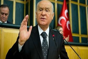 MHP lideri Bahçeli erken seçim çağrısını gazetecilerden nasıl gizledi?