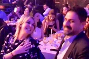Erhan Çelik, Sedef Orman'a aşkını ilan etti