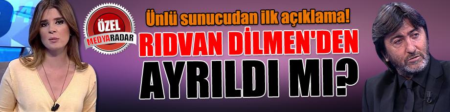 Rıdvan Dilmen'den ayrıldı mı? Ünlü sunucudan ilk açıklama! (Medyaradar/Özel)