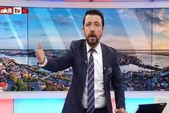Canlı yayında tehditler savurmuştu! Akit TV sunucusu hakkında flaş karar!