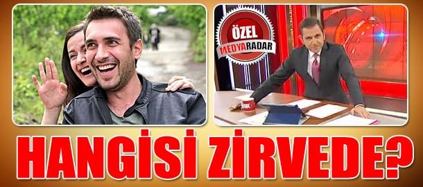 Sen Anlat Karadeniz zirvede, Fatih Portakal peşinde! İşte reyting tablosu...