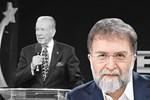 Ahmet Hakan o konuyu köşesine taşıdı: Vay efendim Uğur Dündar'ın ne işi varmış Erbakan gecesinde...