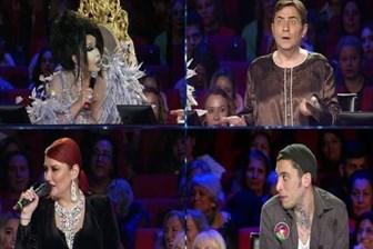 Popstar 2018'de skandallar gecesi! Bülent Ersoy saydırdı, reji ile sunucu birbirine girdi!