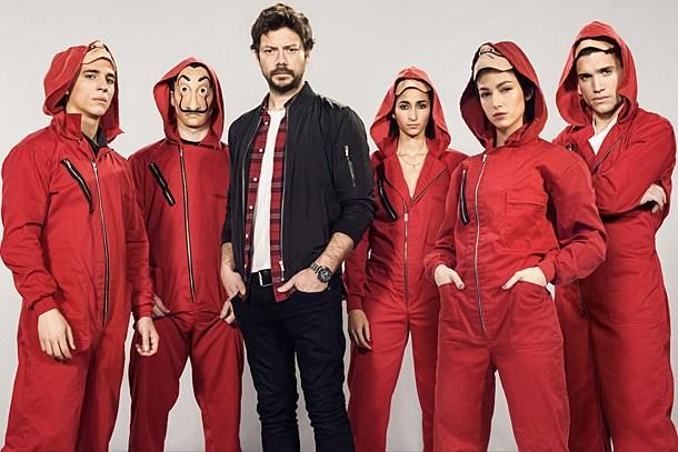 İzleyen 'soygun dizisi' sanıyor! 'La Casa De Papel' aslında ne anlatıyor?