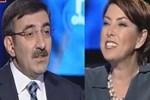 AK Parti kurmayı Cevdet Yılmaz, Şirin Payzın'ı güldürdü: Artık çok sesli bir medyamız var!