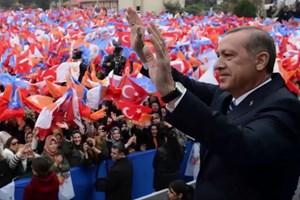 Erdoğan'ın seçim şarkısı