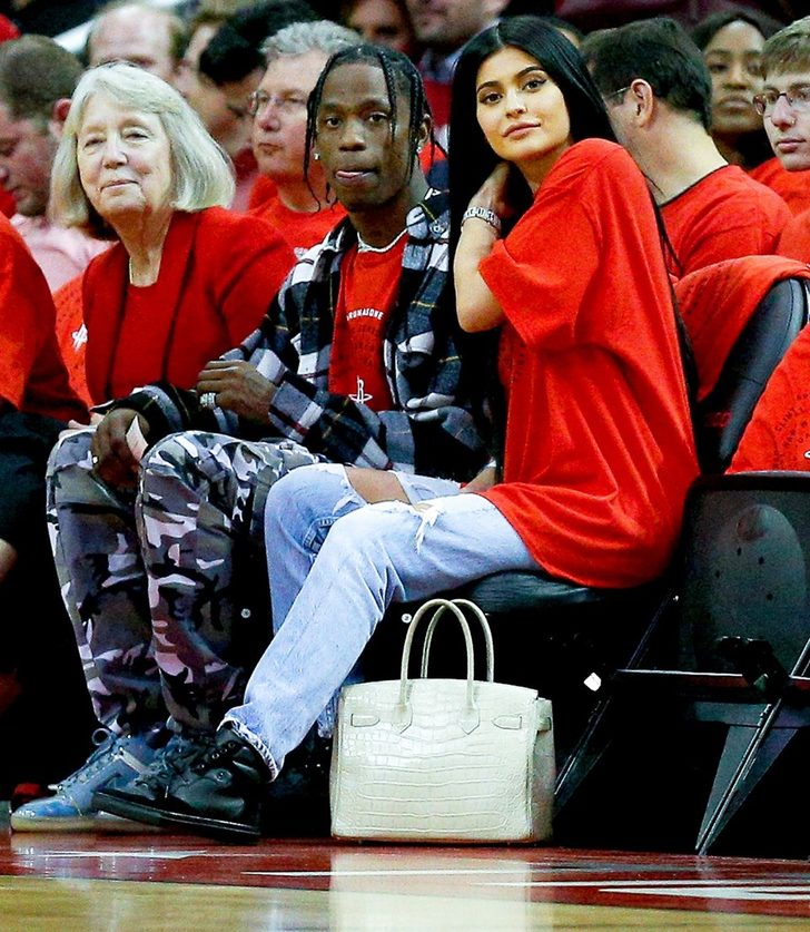 Kylie Jenner'ın koruması sessizliğini bozdu!