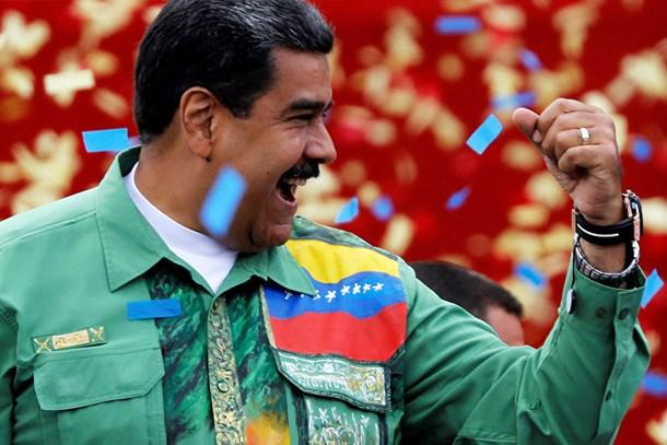 Venezuela Devlet Başkanı Maduro 'Diriliş: Ertuğrul' hayranı çıktı!