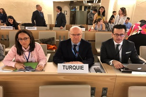 BM İnsan Hakları Konseyi'nde Filistin özel oturumu